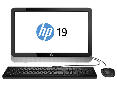 HP 19-2100 All-in-One Stasjonær PC-serien