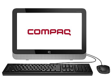 PC Desktop Compaq All-in-One série 18-4100