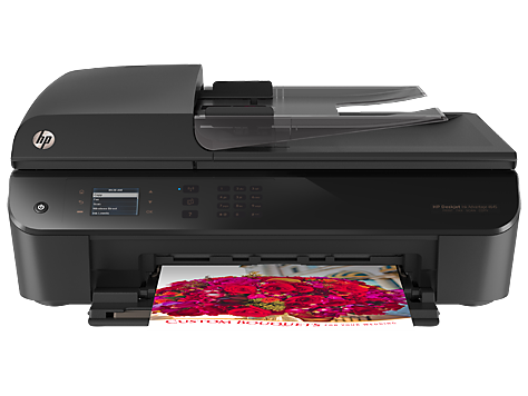 Impresora HP Deskjet serie 4640 e-All-in-One con tinta Advantage