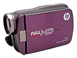 HP t250 Digital Camcorder