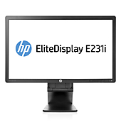 HP EliteDisplay E231i 23-in IPS LED Backlit Monitor (ENERGY STAR)