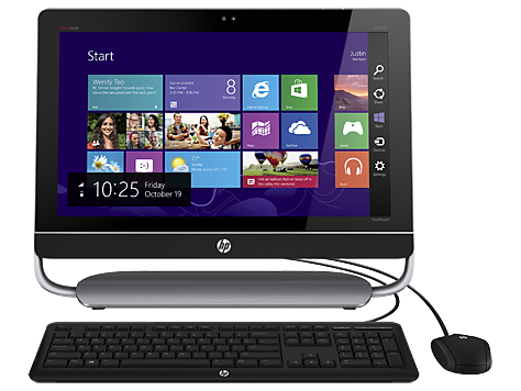 HP ENVY 23-d160qd TouchSmart All-in-One CTO Desktop PC