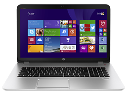 HP ENVY 17t-j100 Select Edition CTO Notebook PC