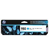 HP 980 Cyan Original Ink Cartridge