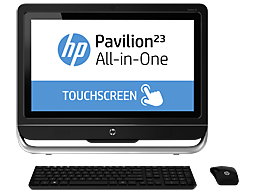 HP Pavilion Touch 23-f291la All-in-One Desktop PC