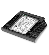 HP 2013 Upgrade Bay 750GB HDD Carrier and Drive