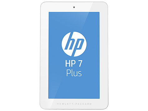 HP 7 Plus, surfplatta