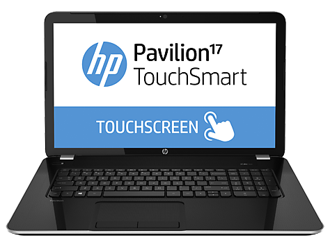 HP Pavilion 17-e160us TouchSmart Notebook PC (ENERGY STAR)