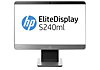 HP EliteDisplay S240ml 23.8-in IPS LED Backlit MHL Monitor (ENERGY STAR)