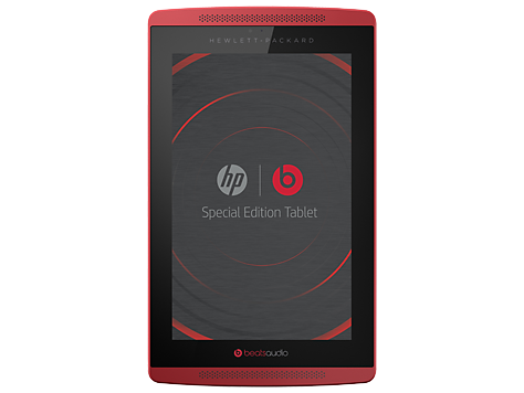 HP Slate 7 Beats Special Edition 4501 Tablet