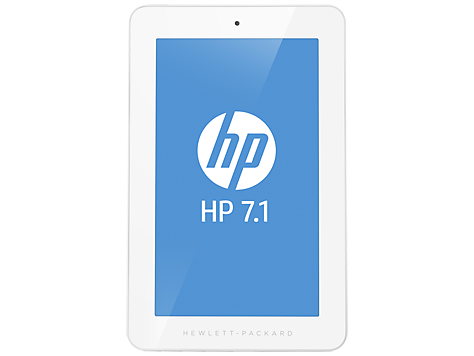 HP 7,1-Tablet