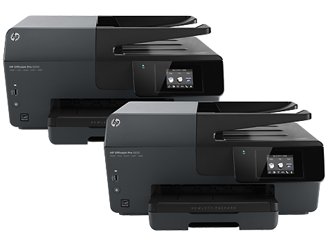 HP Officejet Pro 6830 e-All-in-One Printer series