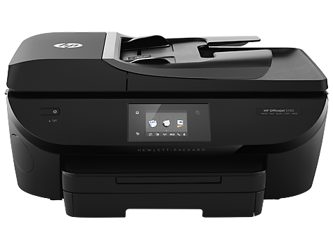 Impresora HP Officejet 5744 e-All-in-One