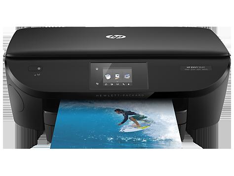 Serie stampanti e-multifunzione HP ENVY 5640