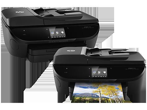 Serie stampanti multifunzione elettroniche HP ENVY 7640