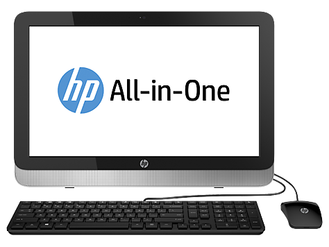 PC Desktop HP All-in-One série 21-2000