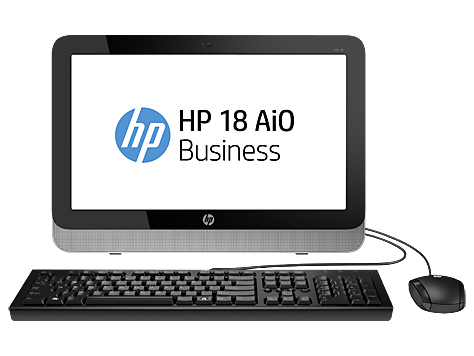 PC HP 18 All-in-One Business