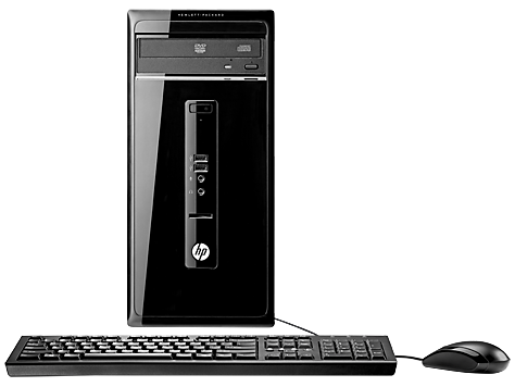 HP 120-000 Desktop PCシリーズ
