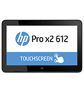 HP Pro x2 612 G1 Tablet with Travel Keyboard