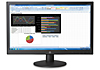 HP V241p 23.6-inch LED Backlit Monitor