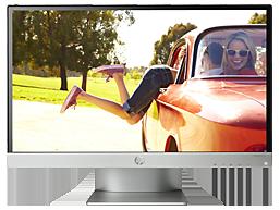 HP Pavilion 22xi 21.5-inch Diagonal IPS LED Backlit Monitor