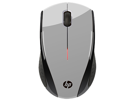 HP X3000 Silver Wireless Mouse | HP® Customer Support