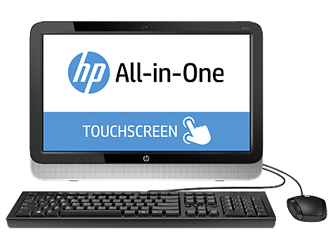 HP 19-3000 All-in-One desktop pc-serien