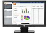 HP ProDisplay P202m 20-inch Monitor (ENERGY STAR)