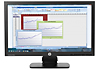 HP ProDisplay P222va 21.5-inch Monitor (ENERGY STAR)