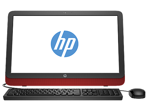 PC Desktop HP All-in-One série 23-r000