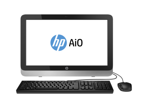 PC Desktop HP serie 22-1100 All-in-One