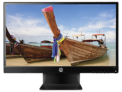 HP Value 23-inch Displays