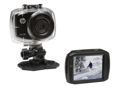 HP ac100 Action Camera