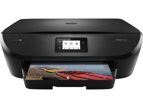 HP ENVY 5541 All in One printer driver downloads