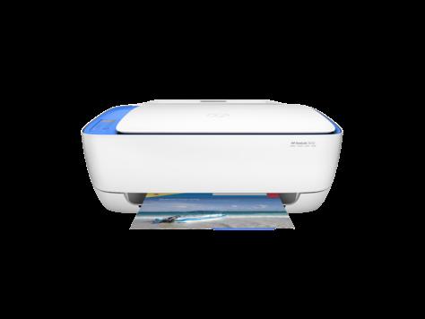 Impresora HP DeskJet 3635 All-in-One