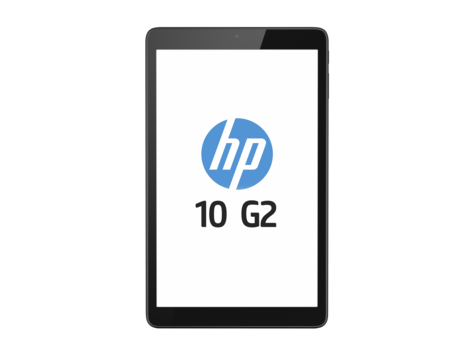 HP 10 G2 tablet