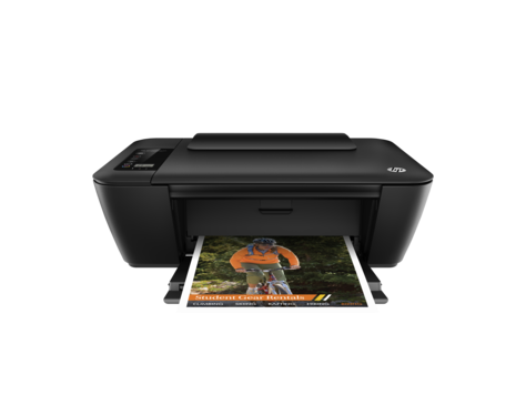 Impresora HP DeskJet 2545 All-in-One