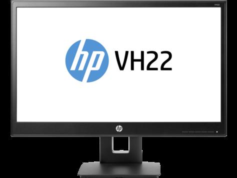 Monitor HP VH22 de 21,5 polegadas