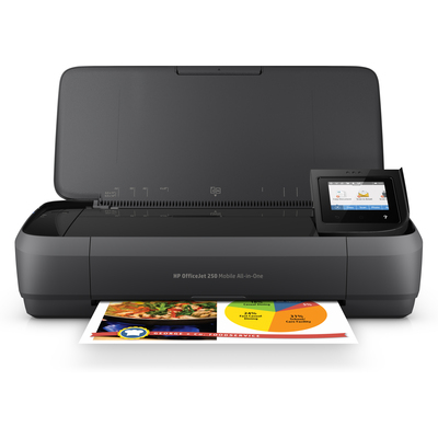 HP OfficeJet 250 流動多合一打印機