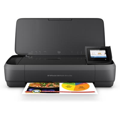 HP OfficeJet 250 流動多合一打印機