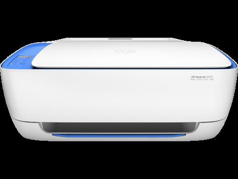 Impresora HP Deskjet 3630 Todo-en-Uno