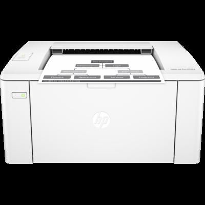 HP LaserJet Pro M102a 打印機