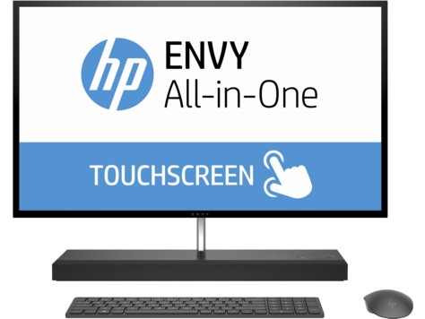 HP ENVY 27-b100 All-in-One desktop pc-serien