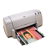 HP Deskjet 920c Printer series - Products for business