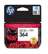 HP 364 fotó fekete tintapatron eredeti CB317EE Photosmart D5460, C5380, C6380, B8550, Premium Fax, C309G, C310a, C410b, 7510, 7520 nyomtatókhoz (130 fénykép)