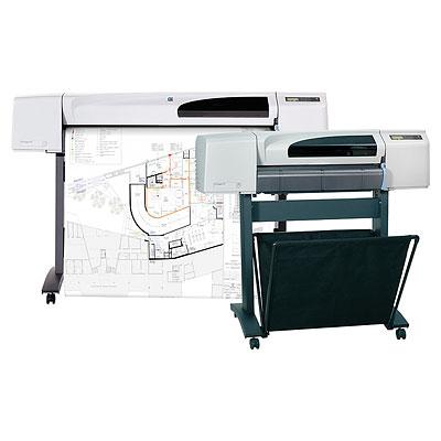 เครื่องพิมพ์ HP Designjet 510 พล็อตเตอร์