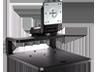 HP AW663AA állítható kijelzőállvány