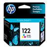 Cartucho de tinta tricolor HP 122