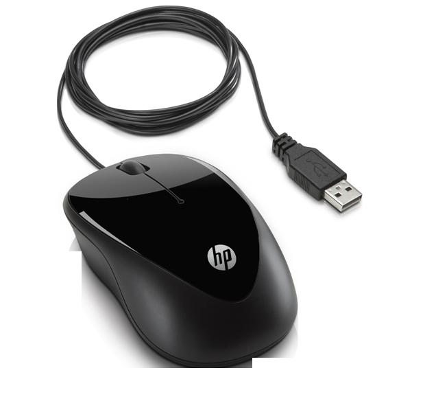 HP H2C21AA X1000 optikai USB egér
