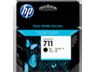 HP 711 fekete tintapatron eredeti CZ133A T120 T125 T130 T520 T525 T530 80 ml